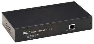 Digi ConnectPort TS 8 MEI Serial to Ethernet Terminal Server Image