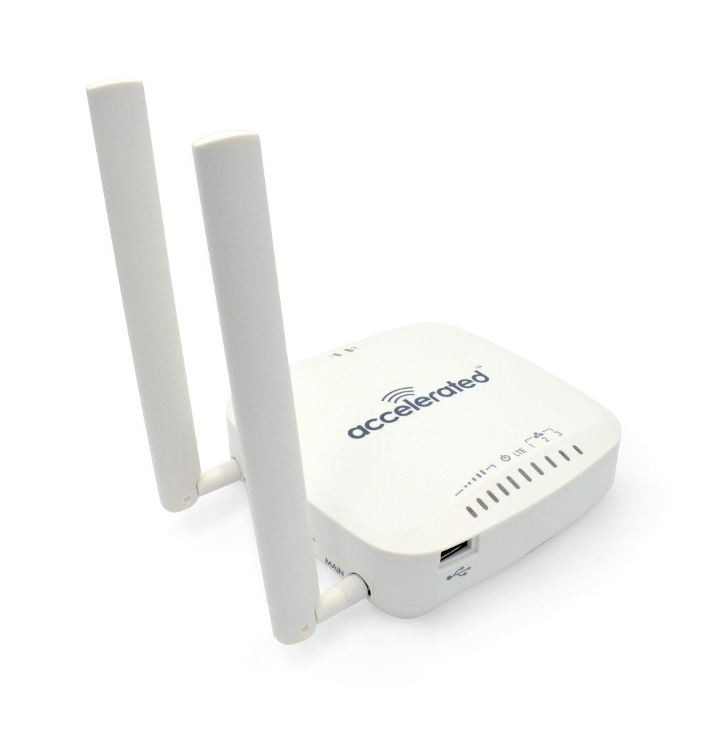 Accelerated 6330-MX 4G/LTE Router Image