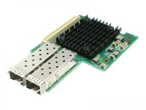 SFN8722 XtremeScale Dual-Port 10GbE OCP Mezz Card Image