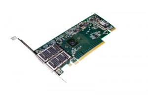 SFN8542-PLUS XtremeScale Dual-Port 40GbE Server I/O Adapter with LL firmware, Onload license and PTP license Image