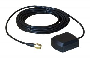 Antenna - GPS, Magnet Mount, 1575Mhz, 28db, 5m cable Image