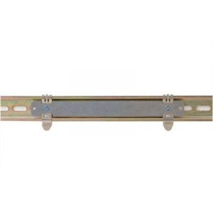 Mounting Bracket - DIN Rail.  Compatibility: WR21. Image