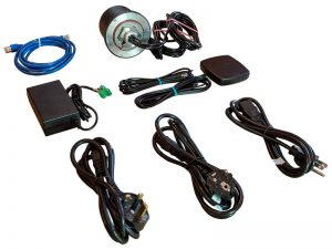 WR54 Accessory Kit Single Cellular Contains:  AC/DC Power Supply, 12Vdc; US, EU, UK Power Cords;                  Ethernet Cable;                 Cellular Antenna, 2x2 MIMO, with GNSS;                  WiFi Antenna 2x2 MIMO Image