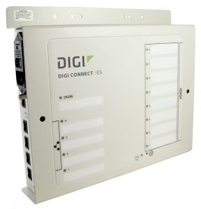 Digi Connect ES 8 SB EU. Includes: power cord Image